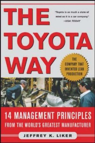 the toyota way front cover