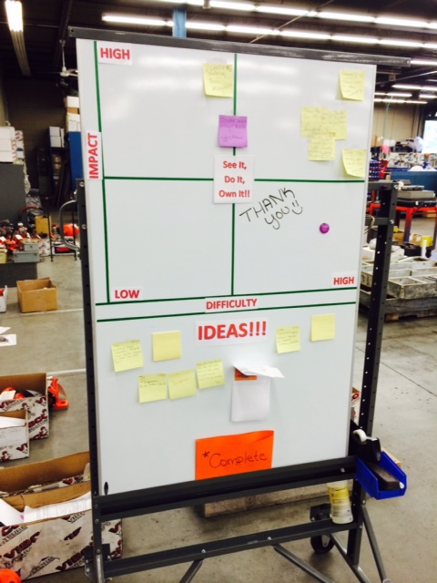 vibco idea board